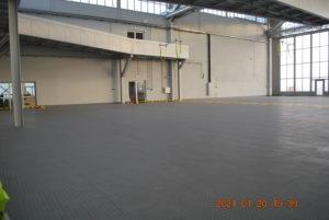 Rozbudowa i przebudowa istniejących obiektów poprzemysłowych w ramach rewitalizacji dawnych warsztatów lotniczych na cele GCEL.